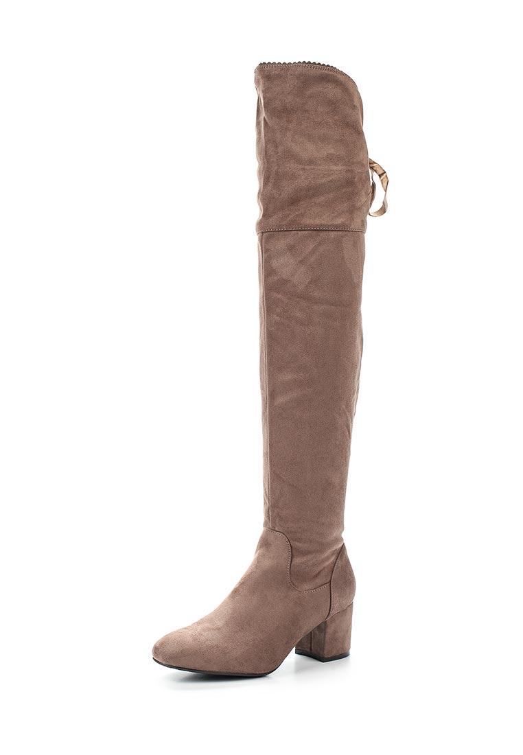 Женские ботфорты Ideal Shoes SU-2731