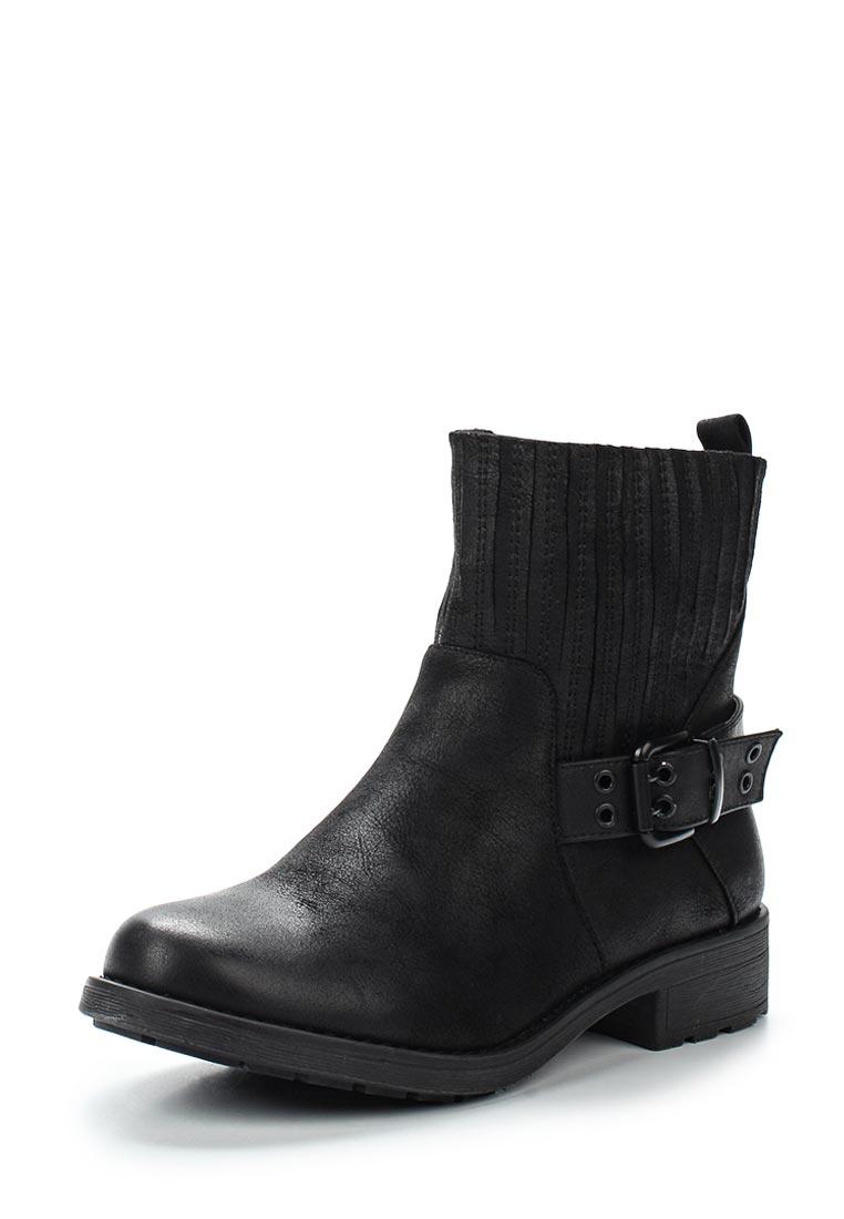 Женские ботинки Ideal Shoes W-2537