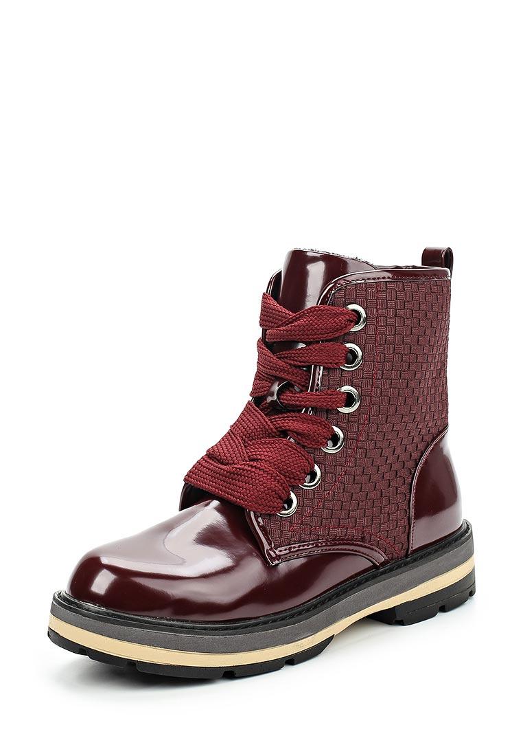 Женские ботинки Ideal Shoes Z-2708