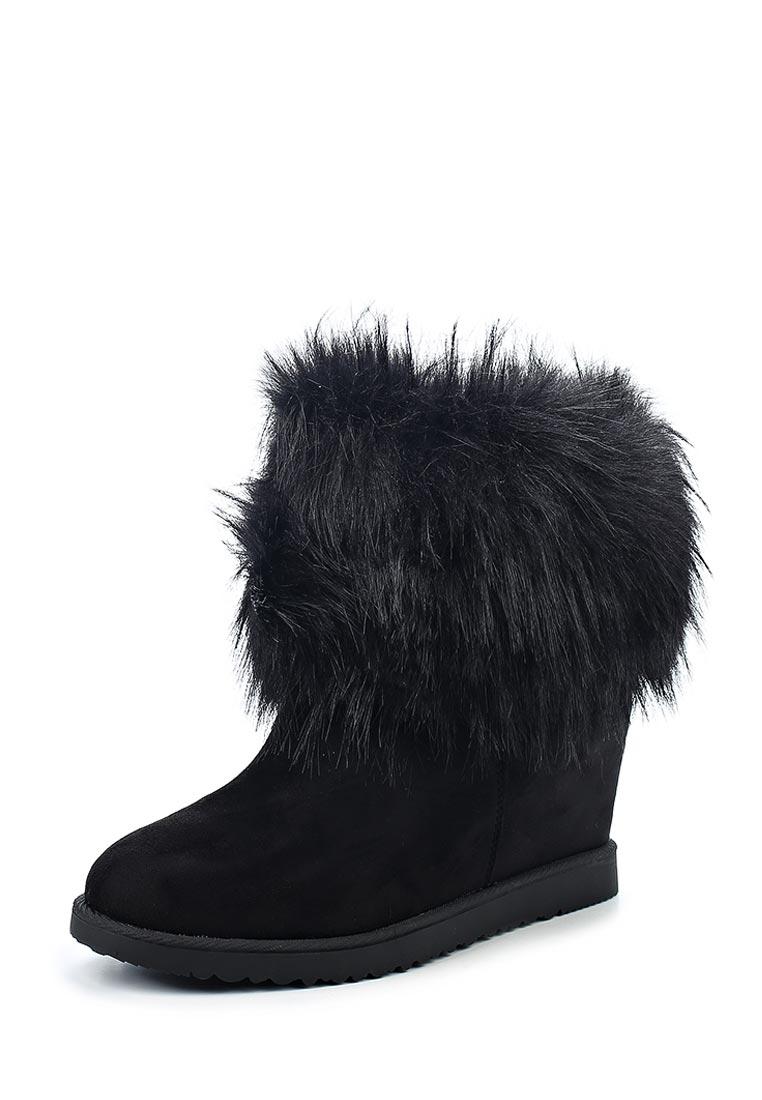 Женские полусапоги Ideal Shoes E-4899
