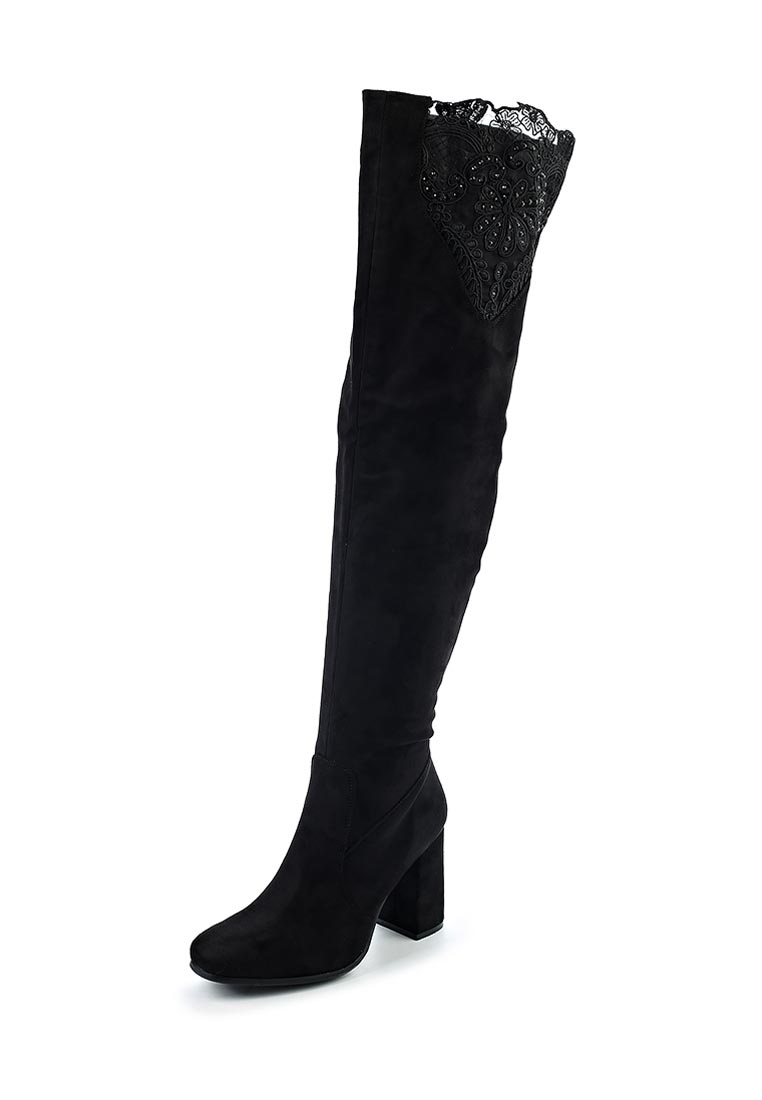 Ботфорты Ideal Shoes E-4938