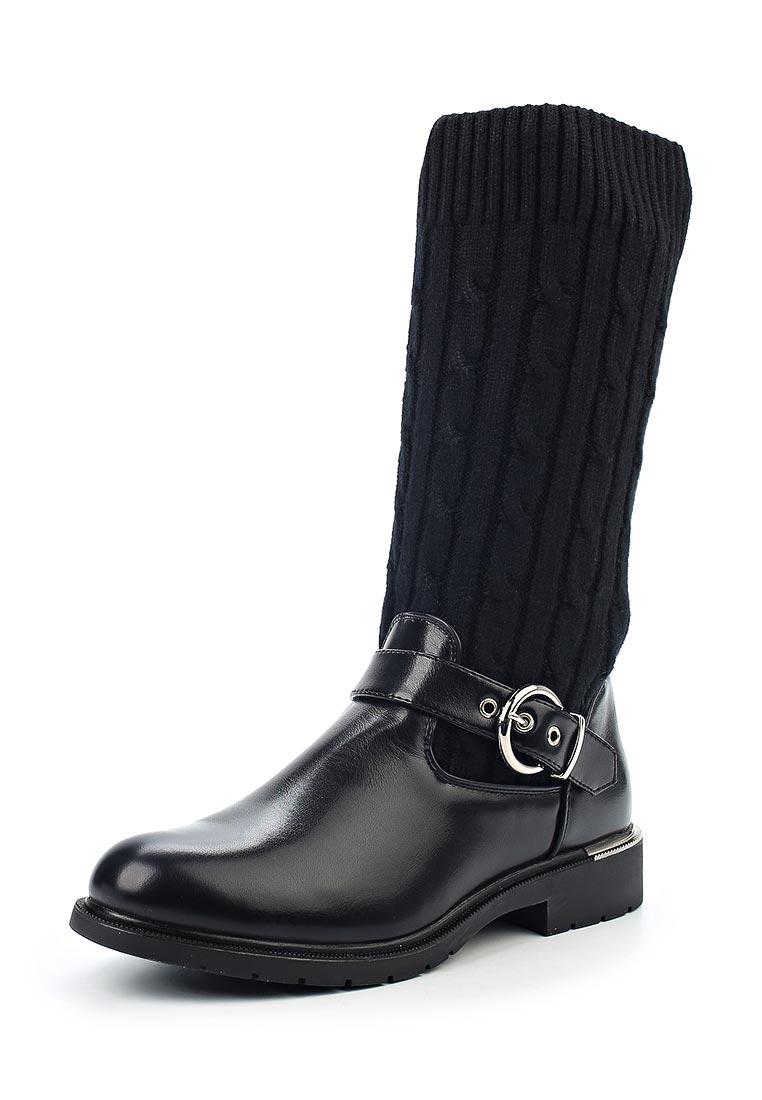 Женские сапоги Ideal Shoes E-4939