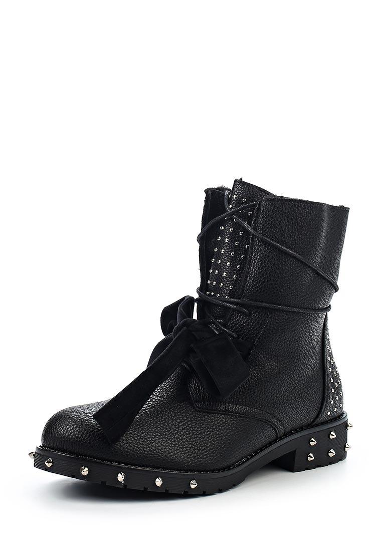 Женские ботинки Ideal Shoes E-4947