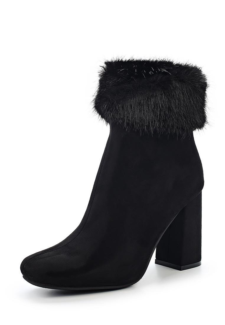 Женские ботильоны Ideal Shoes ES 8522