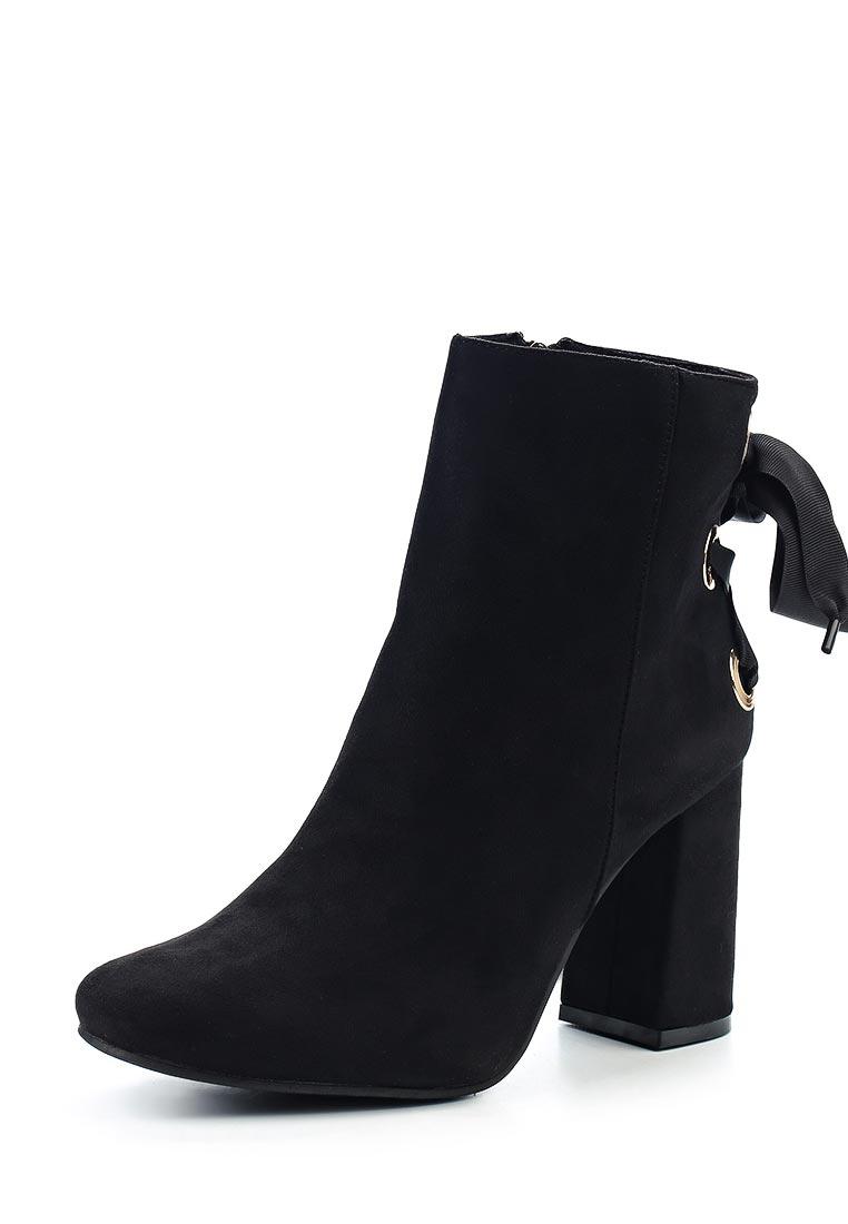 Женские ботильоны Ideal Shoes ES-8521