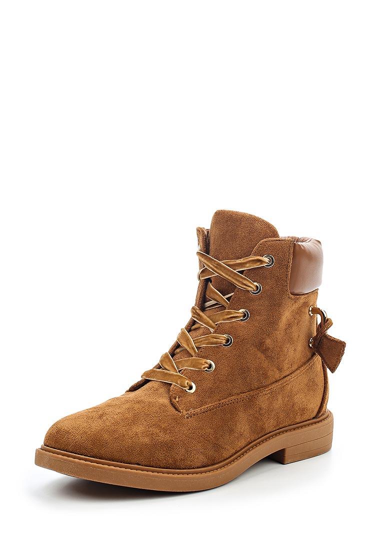 Женские ботинки Ideal Shoes J-8686