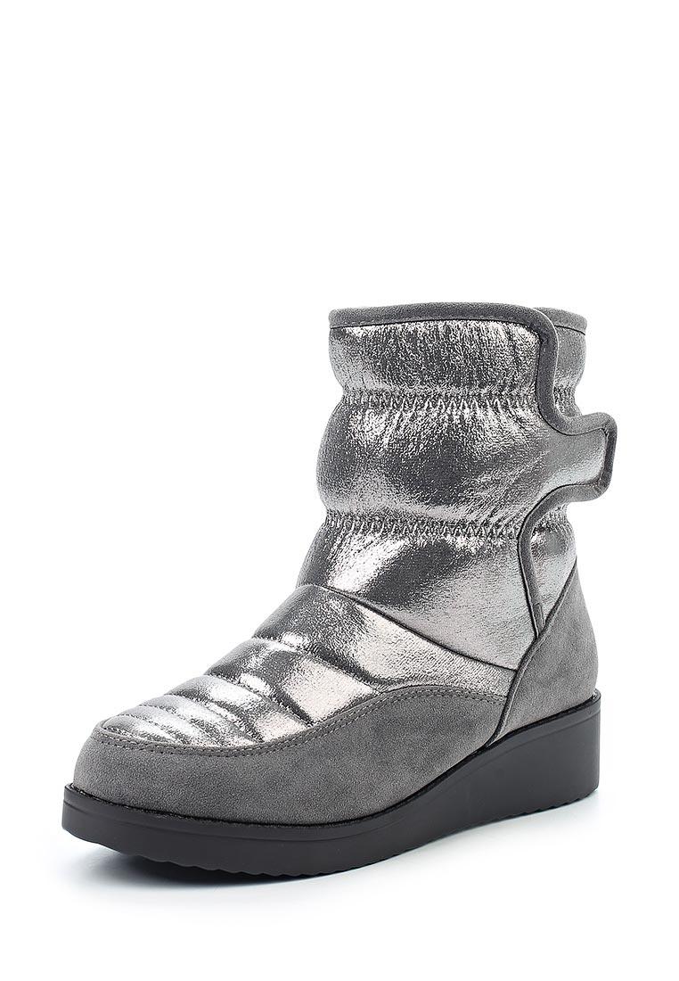 Женские дутики Ideal Shoes LK-2739