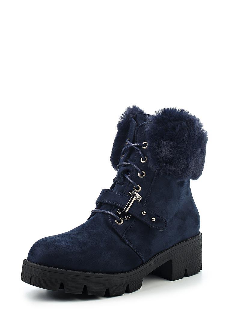 Женские ботинки Ideal Shoes SK-2551