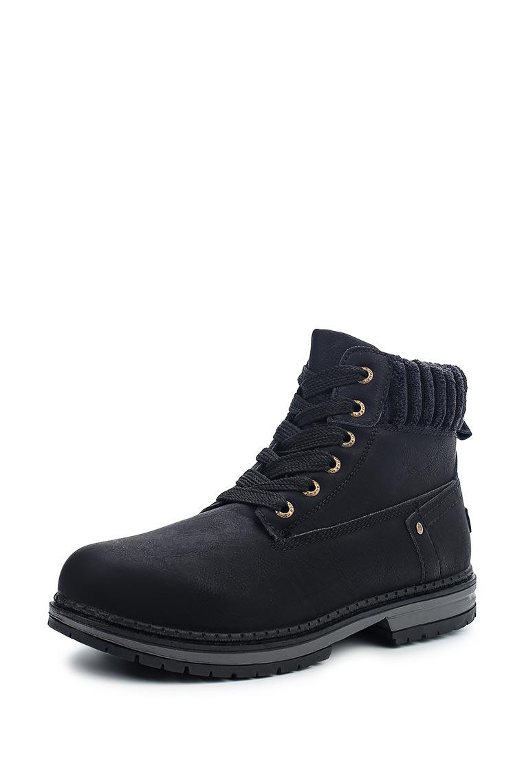 Женские ботинки Ideal Shoes V-5506