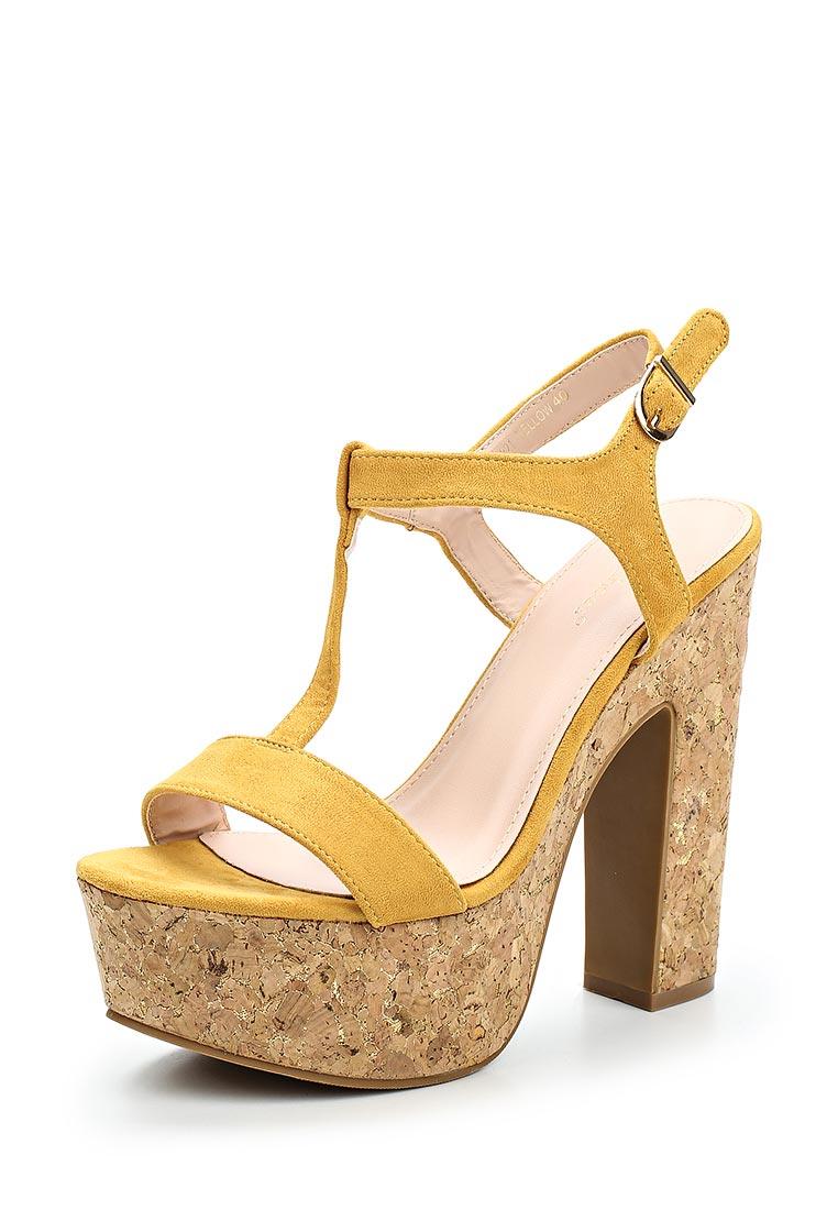 Женские босоножки Ideal Shoes FL-5821