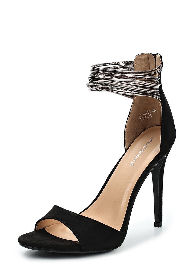 Женские босоножки Ideal Shoes JZ-6339