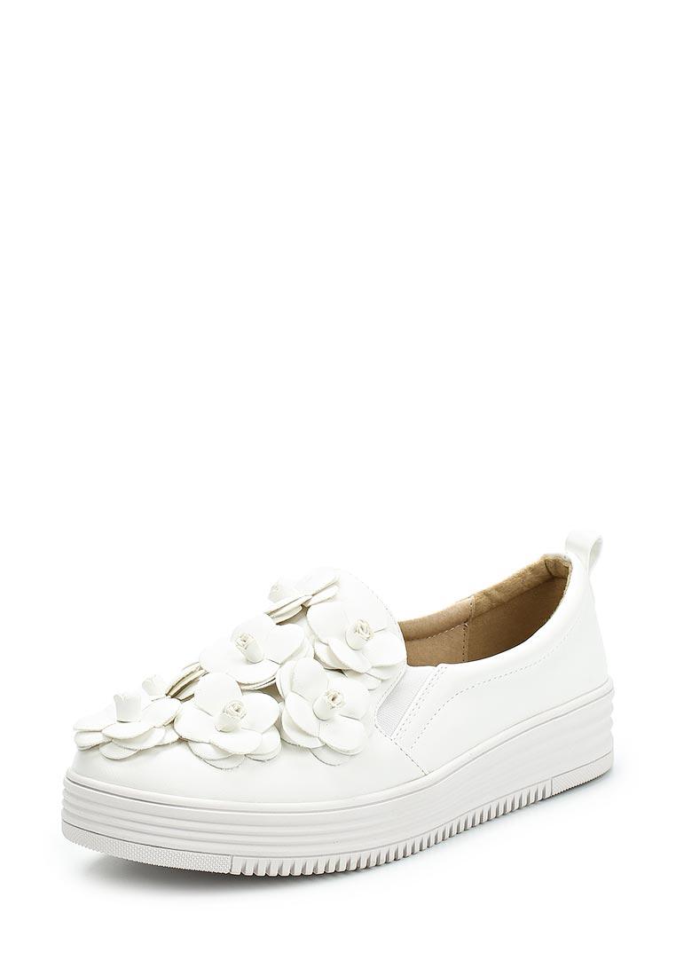 Женские слипоны Ideal Shoes S-7300