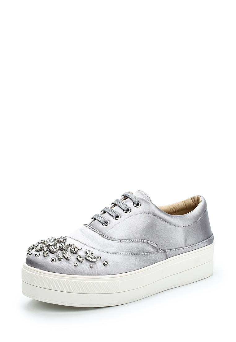 Женские кеды Ideal Shoes S-7302