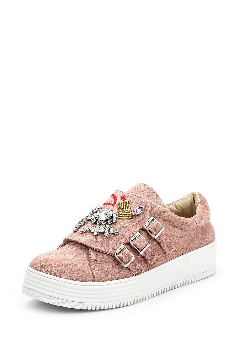 Женские кеды Ideal Shoes S-7303