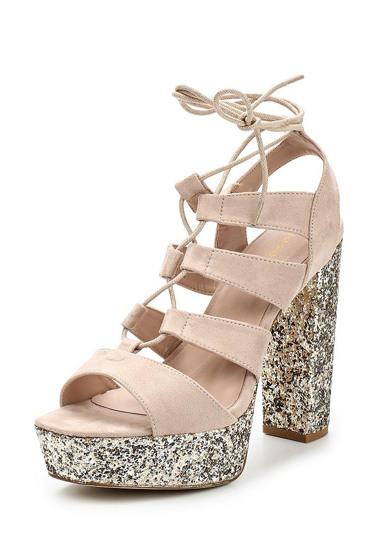Женские босоножки Ideal Shoes SR-2620