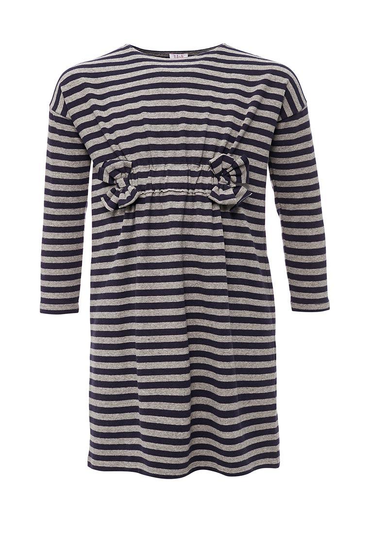 Повседневное платье Il Gufo A17VL242M1058