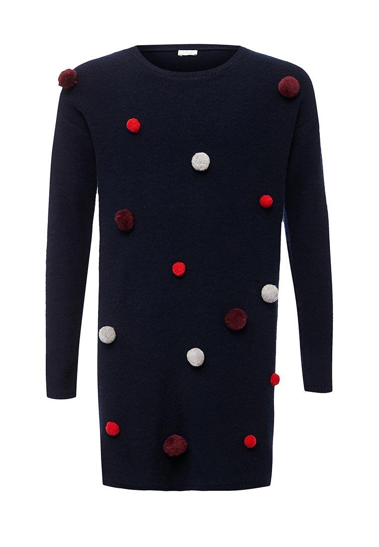 Повседневное платье Il Gufo A17VT064EM220