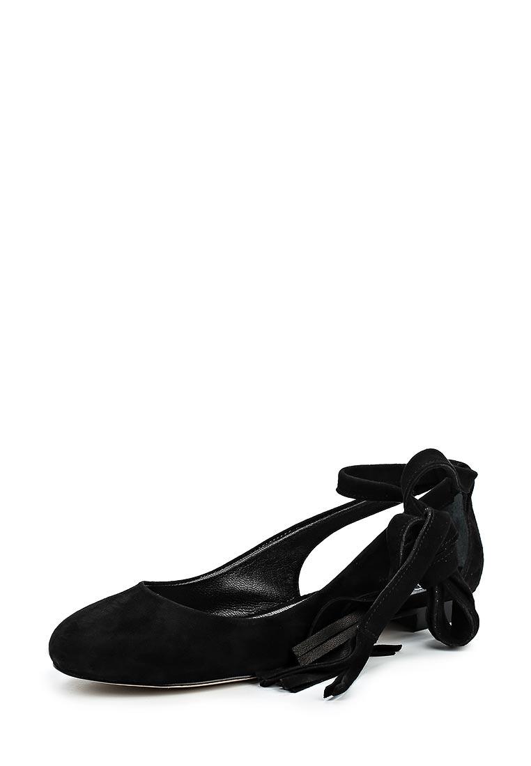 Туфли на плоской подошве Ilvi 6750-1431