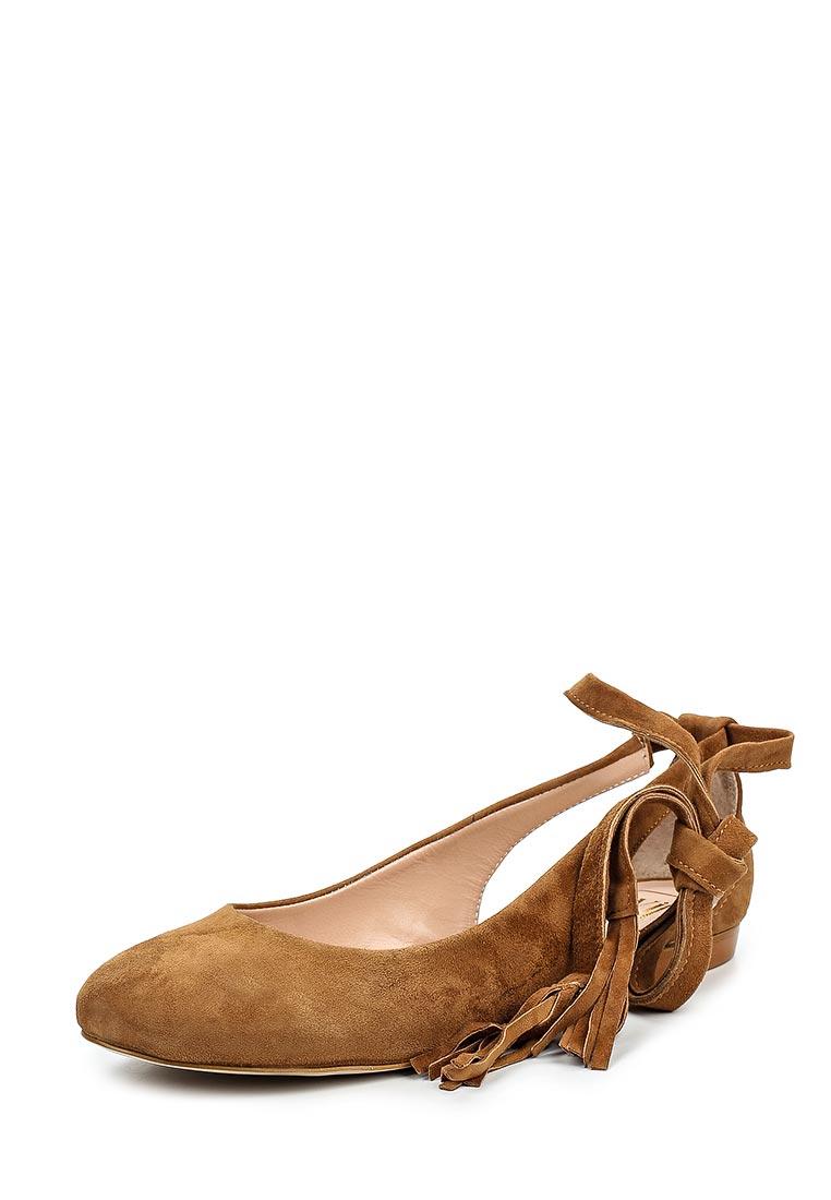 Туфли на плоской подошве Ilvi 6750