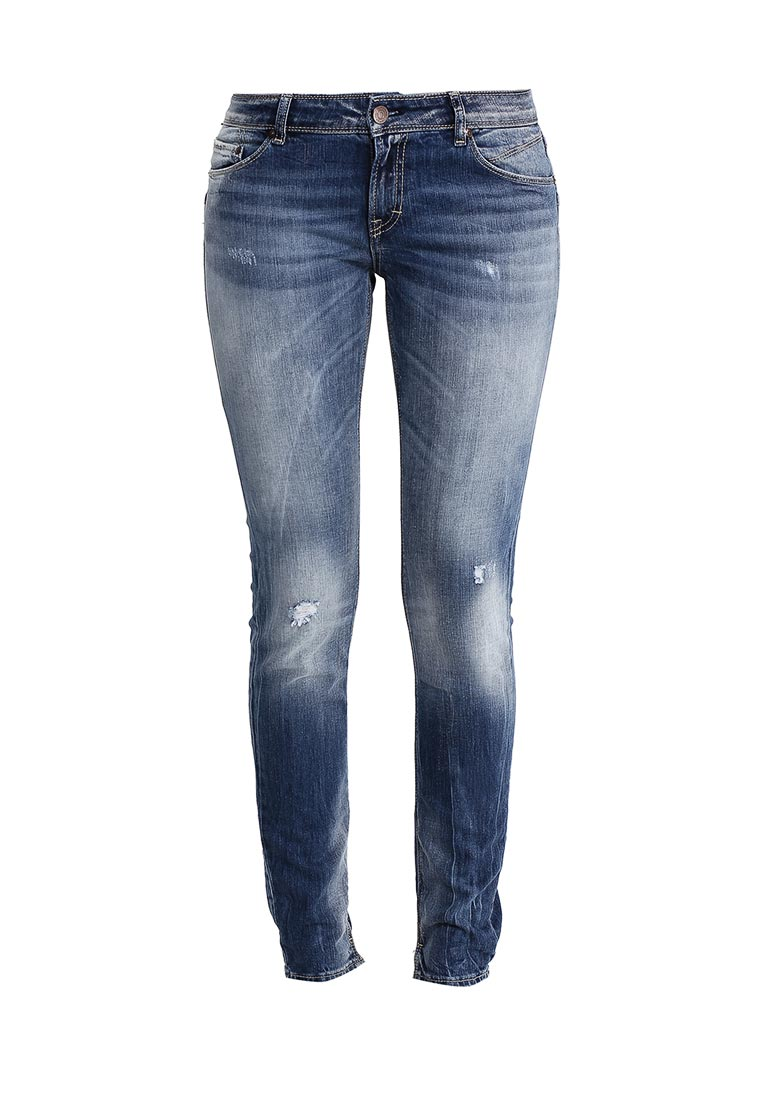 Зауженные джинсы Imperial P372WSCD19: изображение 1