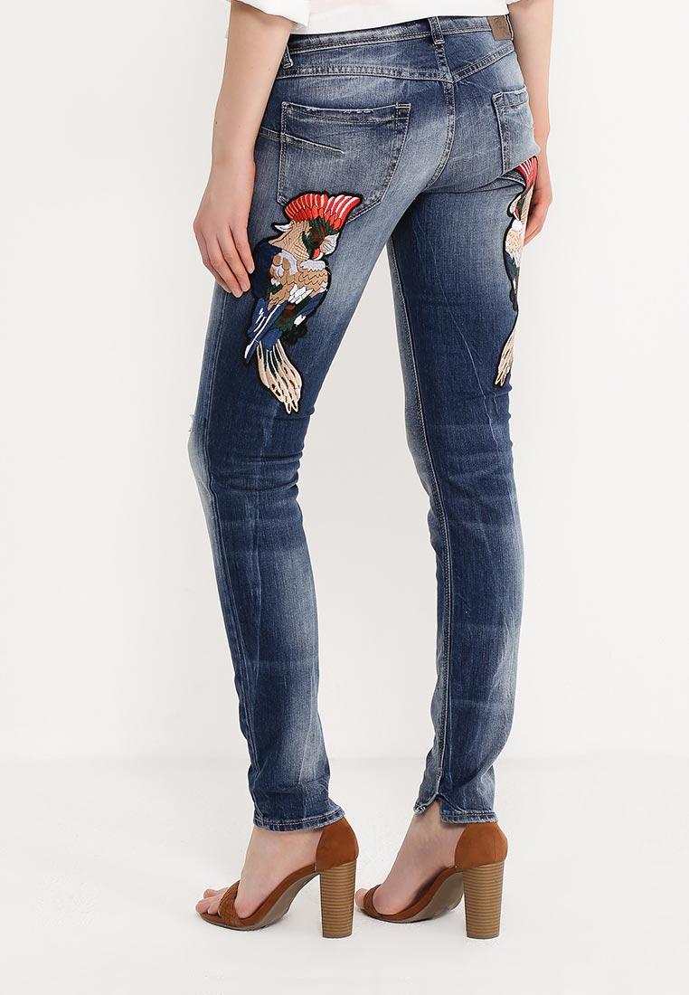 Зауженные джинсы Imperial P372WSCD19: изображение 4