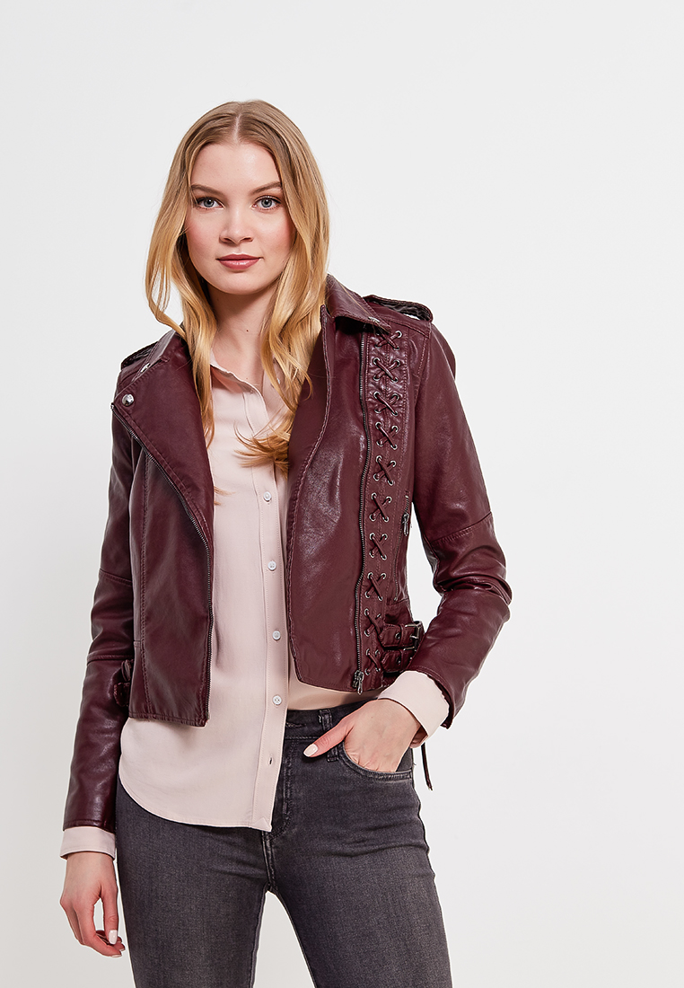 Кожаная куртка Imocean SVL027-005