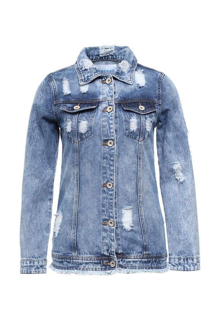 Джинсовая куртка Imocean OC17-2901-018