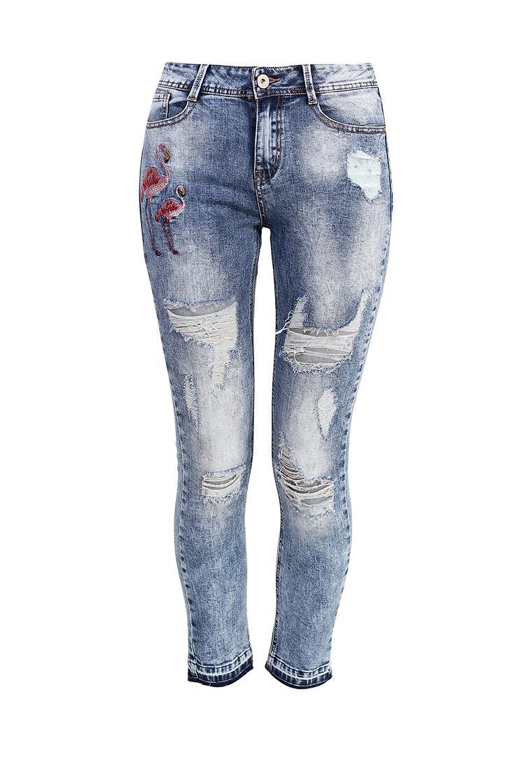 Зауженные джинсы Imocean OC17-3915-018