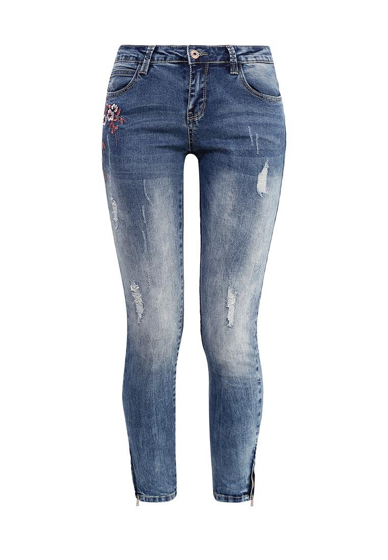 Зауженные джинсы Imocean ОС17-A3931-018