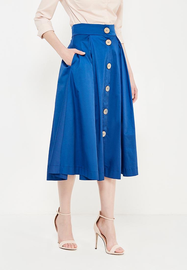 Широкая юбка Imocean ОС17-2123-018