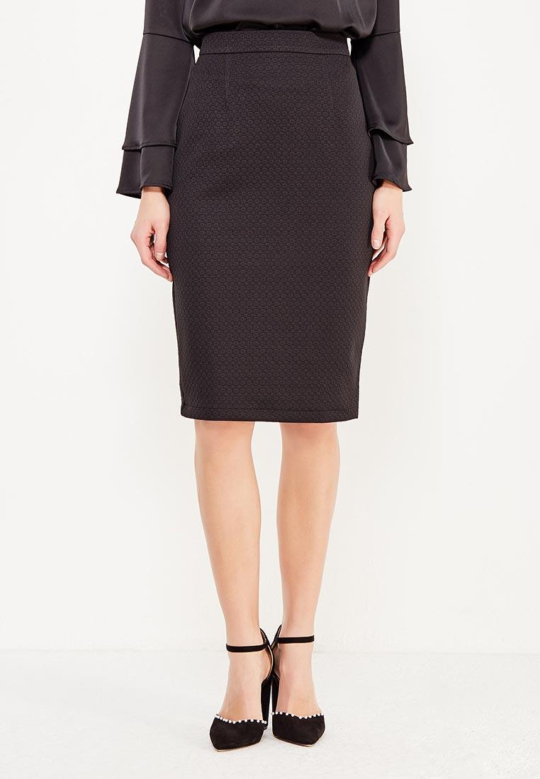 Мини-юбка Imocean ОС18-2063-001/Черный