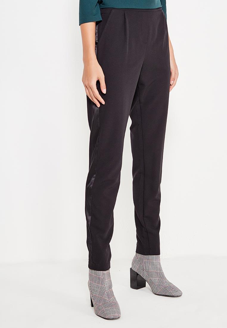 Женские зауженные брюки Imocean ОС18-2067-001/Черный