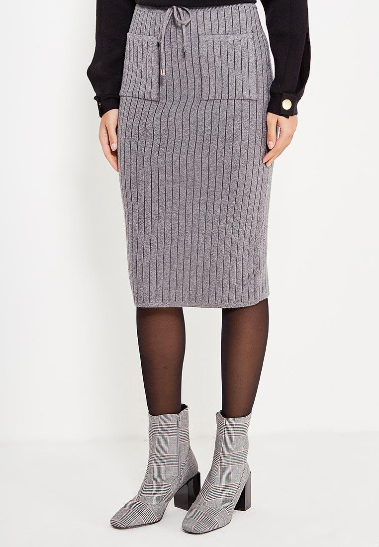 Прямая юбка Imocean ОС18-2147-091