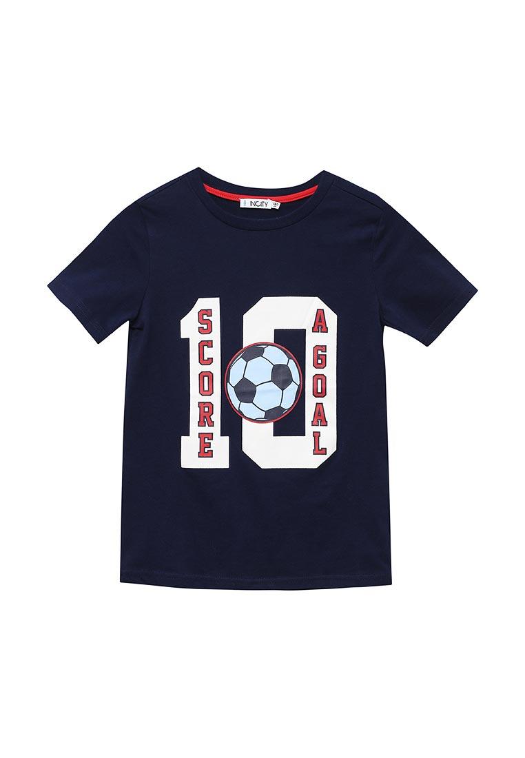 Футболка с коротким рукавом Incity 1.5.1.17.01.03.00330/193920