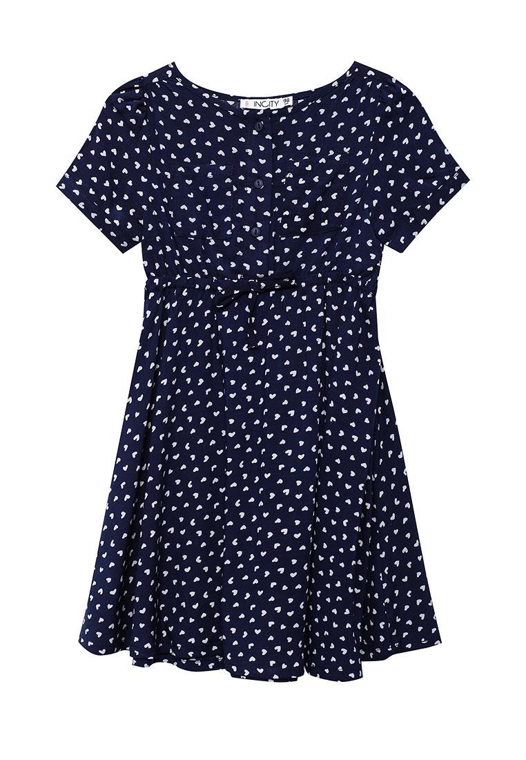 Повседневное платье Incity (Инсити) 1.4.1.17.01.44.00177/001651