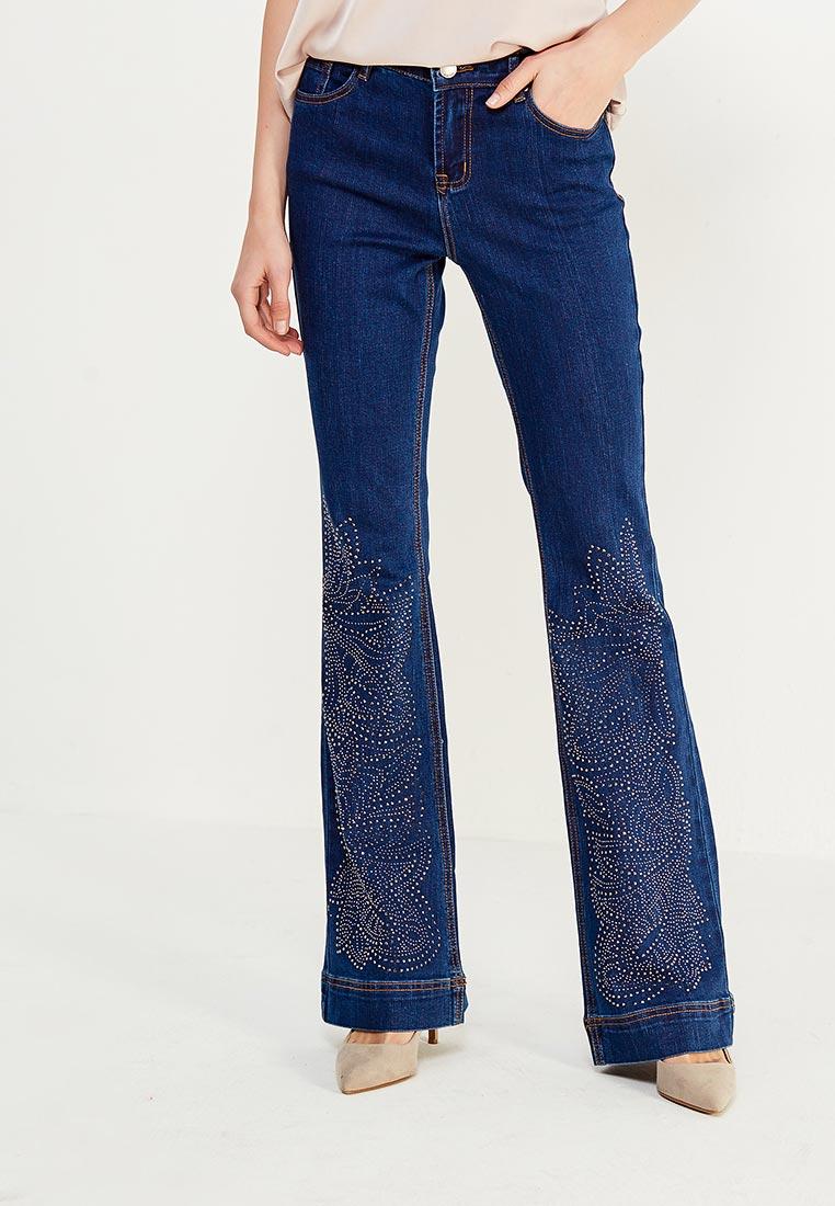 Широкие и расклешенные джинсы Incity (Инсити) 1.1.2.17.02.08.00409/001613