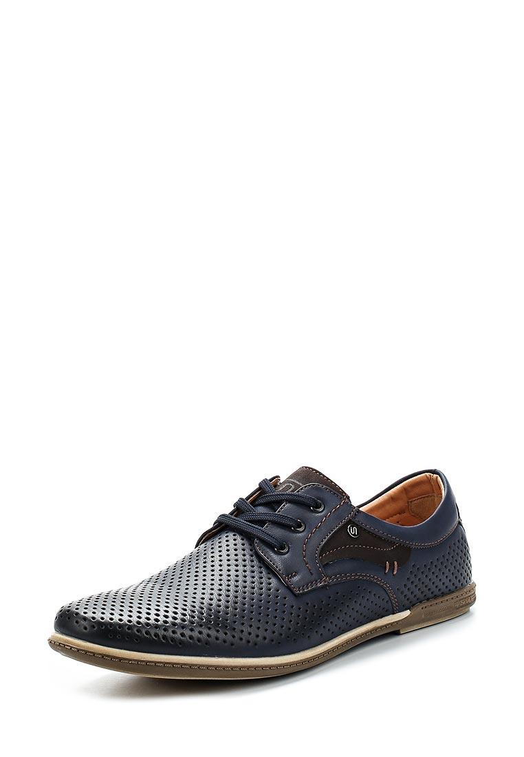 Мужские туфли Instreet 248-31MV-041SS