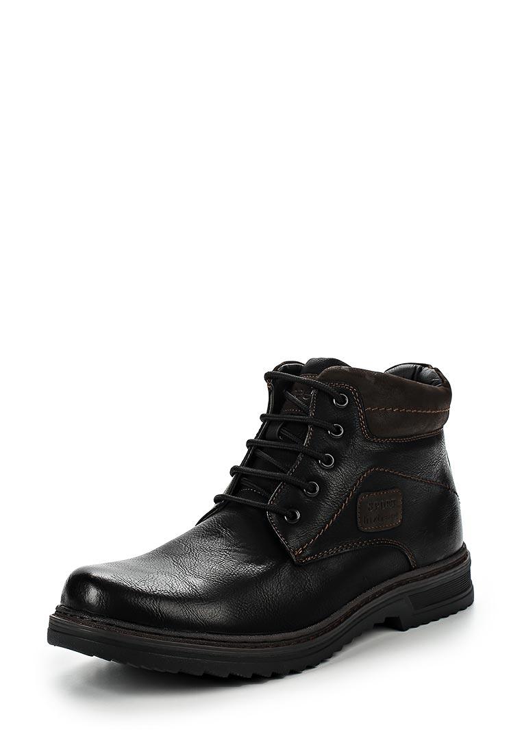 Мужские ботинки Instreet 116-28MK-062SW