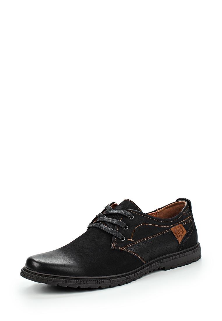 Мужские туфли Instreet 248-30MV-001GK