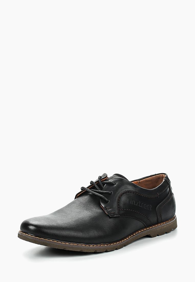 Мужские туфли Instreet 188-31MV-005SS