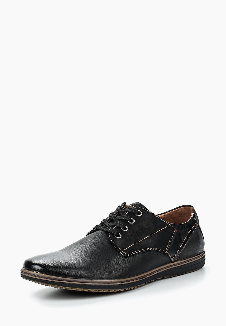 Мужские туфли Instreet 188-31MV-007SS