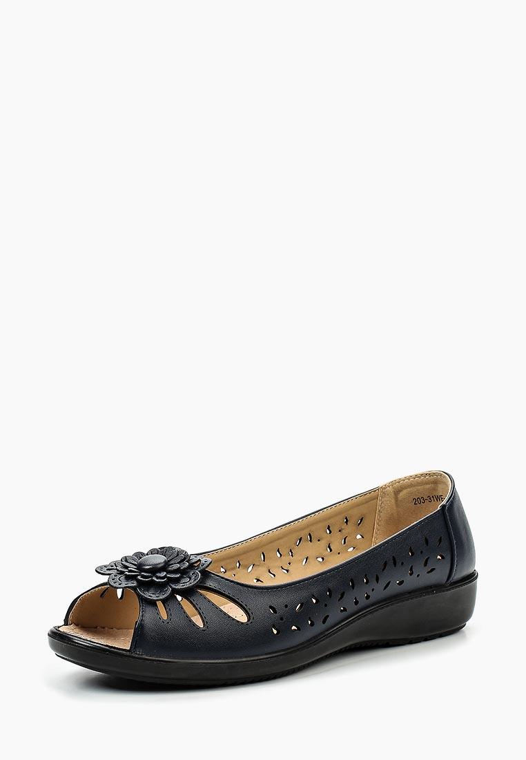 Женские туфли Instreet 203-31WE-033SS: изображение 1