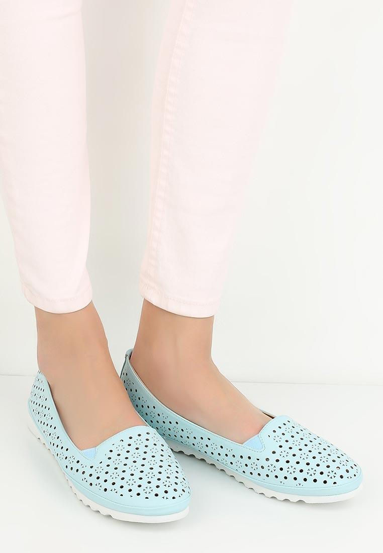 Туфли на плоской подошве Instreet 270-31WO-017SS