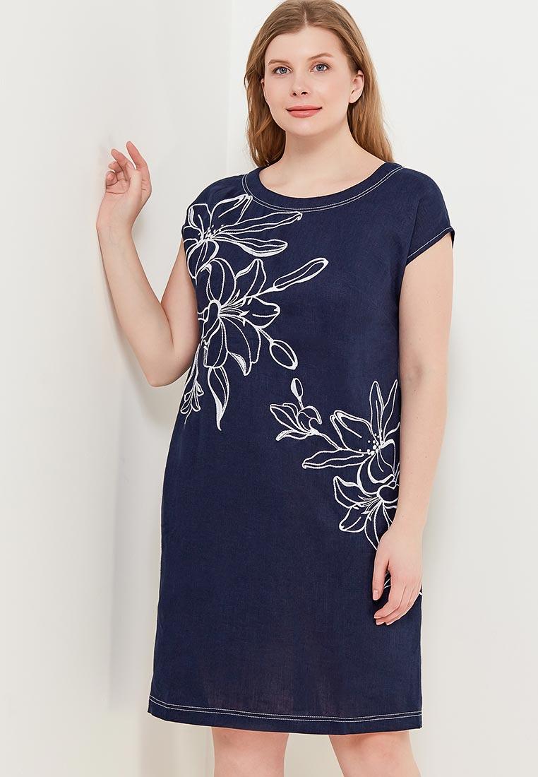 Платье-миди Indiano Natural 856