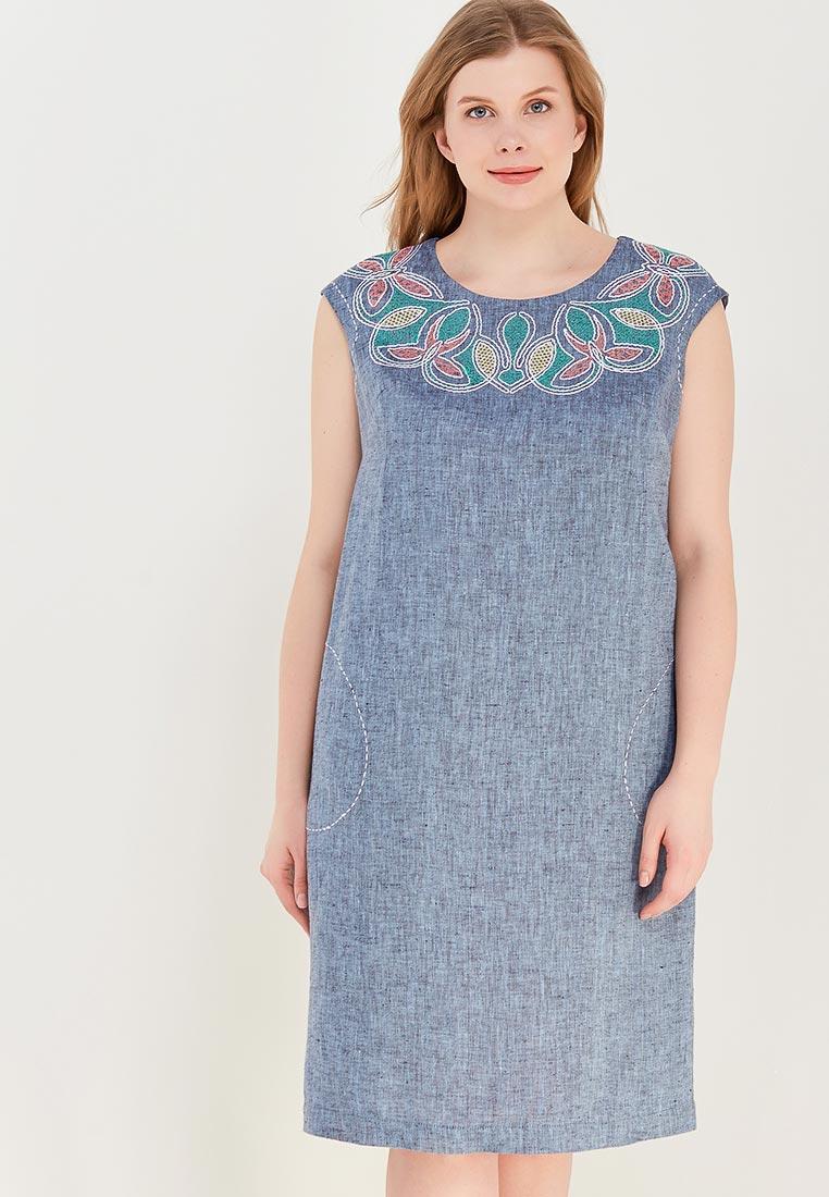 Платье-миди Indiano Natural 859