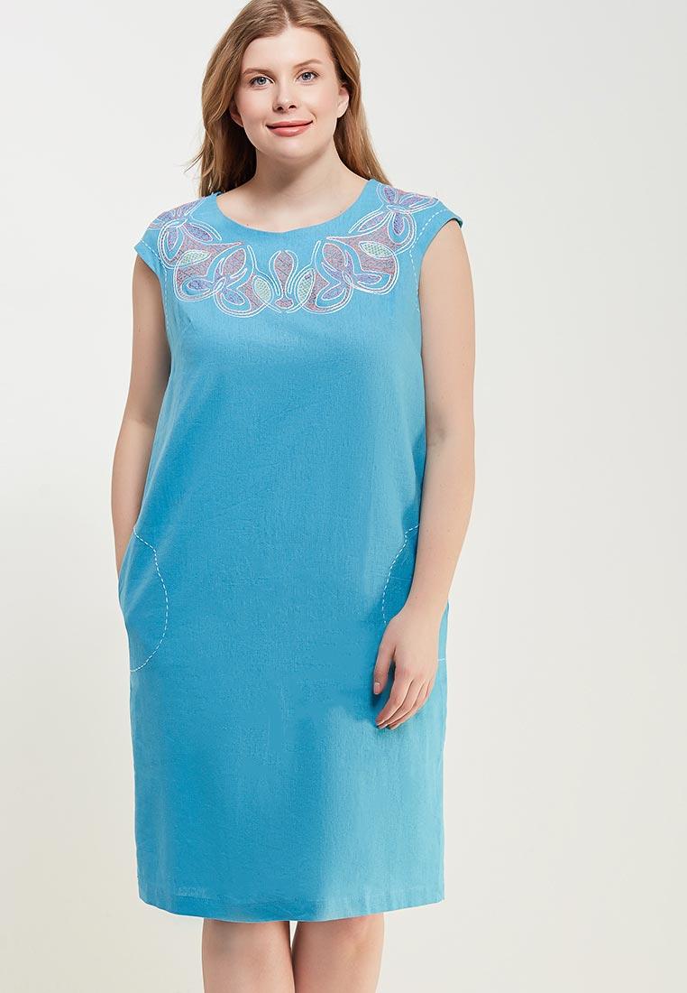 Платье-миди Indiano Natural 861