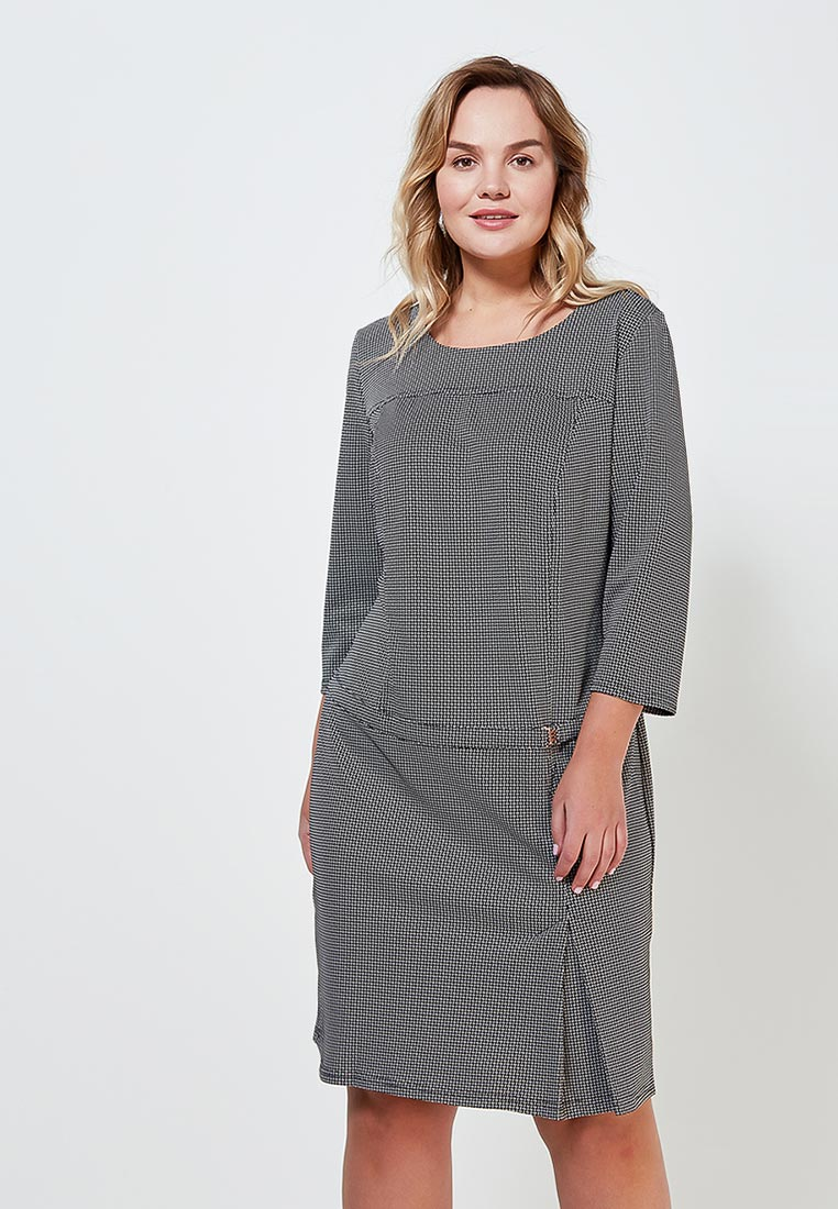 Вязаное платье Indiano Natural 37