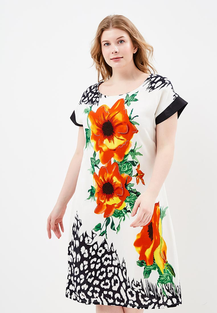 Летнее платье Indiano Natural 16270-1V