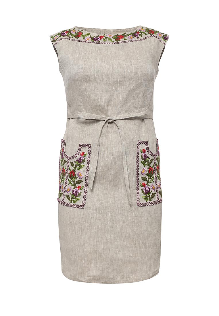 Летнее платье Indiano Natural 1420-2