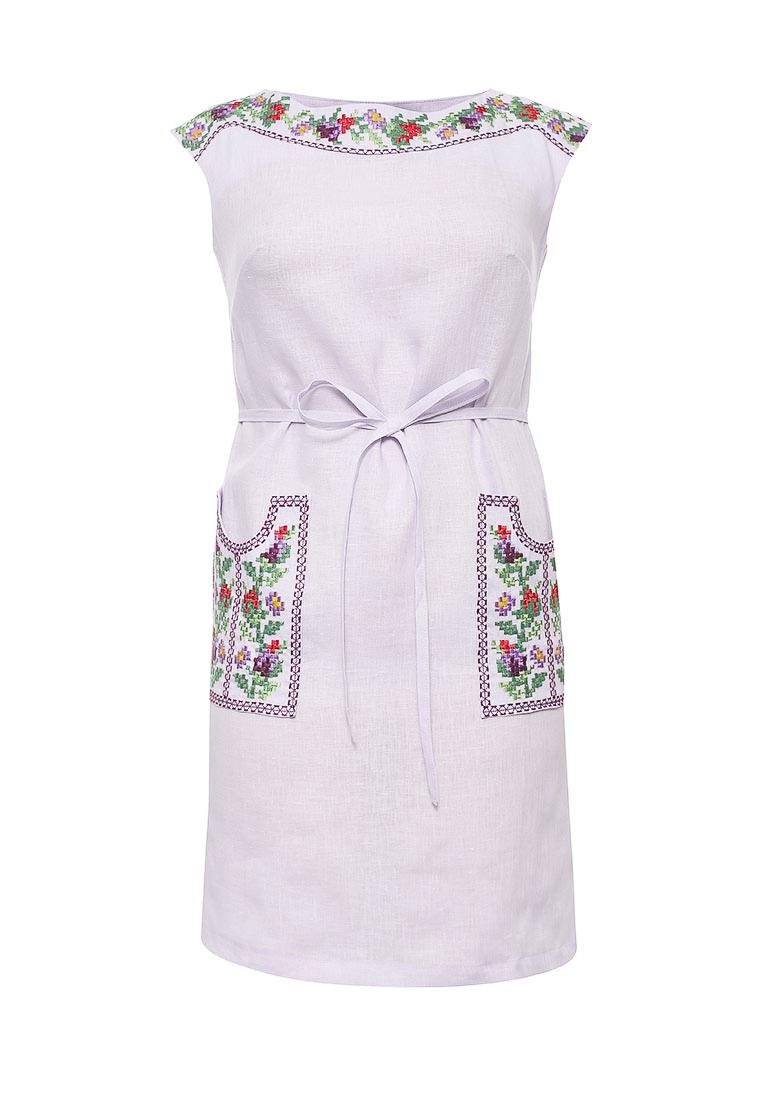 Платье-миди Indiano Natural 1420-4